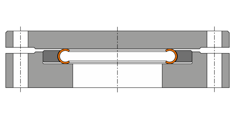 Space Limiter with form closure